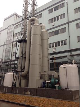 高浓度氨氮废水处理(吹脱回收硫酸铵)